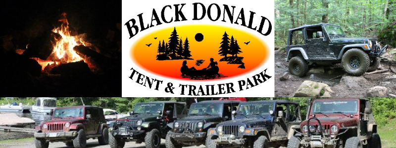 Camp EOTB 2018 @ Black Donald Tent and Trailer Park | Calabogie | Ontario | Canada