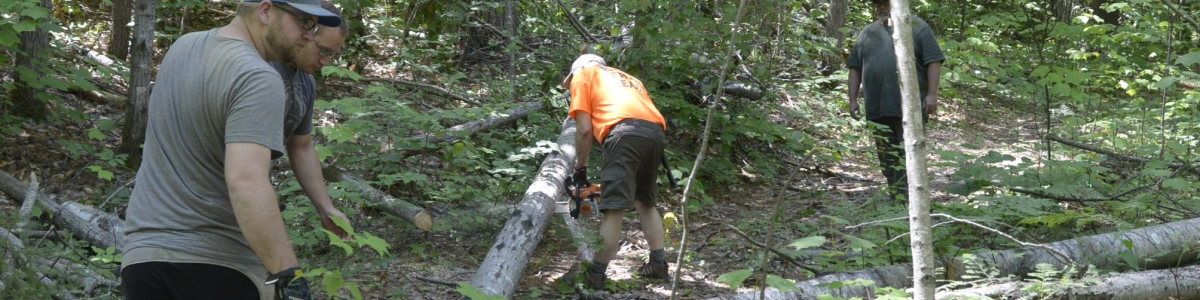 EOTB is Trail Stewardship