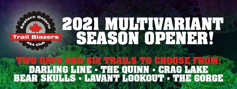 2021 Multivariant Season Opener